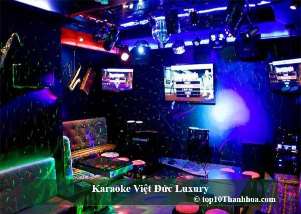 Karaoke Việt Đức Luxury