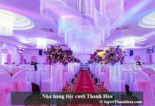 Nhà hàng tiệc cưới Thanh Hóa