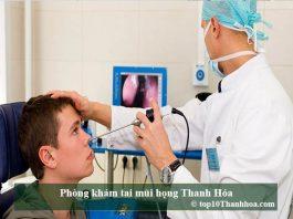 Phòng khám tai mũi họng Thanh Hóa