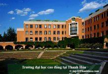 Trường đại học cao đẳng tại Thanh Hóa