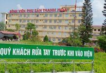 bệnh viện tỉnh Thanh Hóa 1